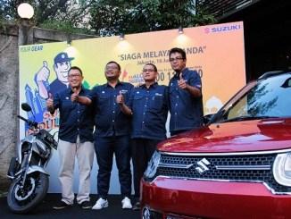 Suzuki Peduli Mudik 2017