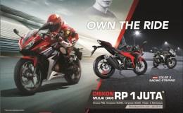 Diskon Honda CBR150R, Diskon pembelian Honda CBR150R, promo pembelian honda cb150r, potongan harga pembelian honda cb150r