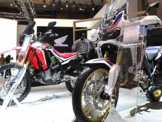 GIIAS 2017 Honda hadirkan CRF1000L dan CB500X