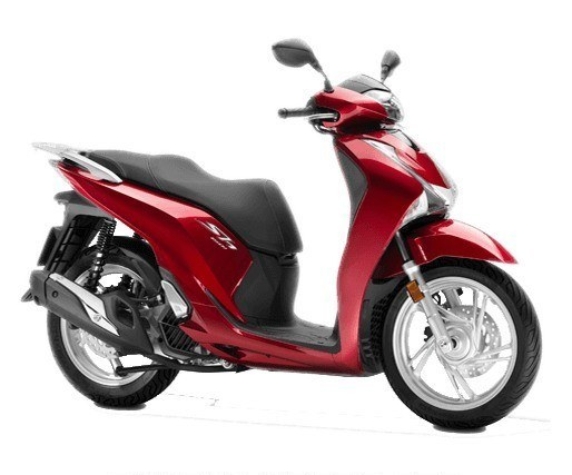 Mengenal Honda SH150i Skutik Kelas Eropa