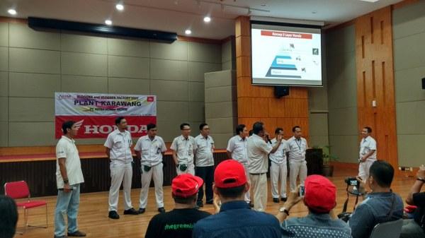 Kopdar Silaturahmi Blogger dan Vlogger se Indonesia bersama AHM