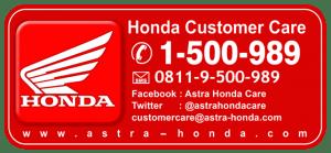 Mau Tau Harga Motor Honda Sebelum Membeli