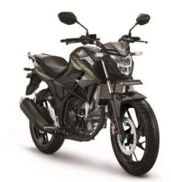 Warna Baru New Honda CB150R Streetfire
