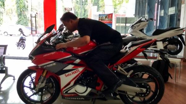 Jambore Nasional CBR Series 2017 Semarang