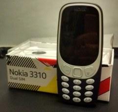 Nokia 3310 Reborn