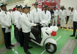 Pabrik Honda Roda Dua Terbesar Di Dunia