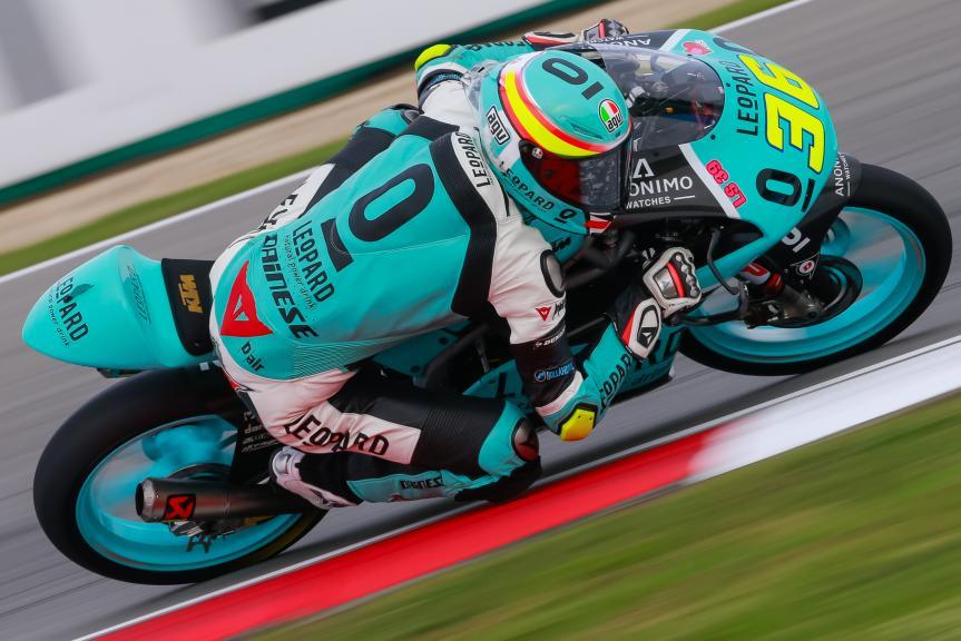 Joan Mir Pemenang Moto3 Aragon Kena Sanksi
