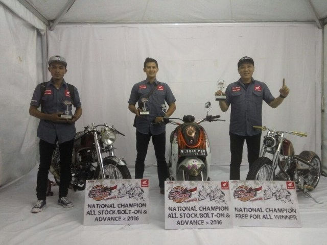 Final Battle Honda Modification Contest