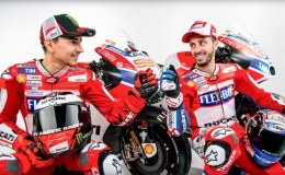Ducati Menghadapi MotoGP Motegi