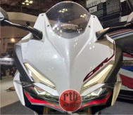 Honda CBR250RR Yang Dipamerkan Di Tokyo Motor Show