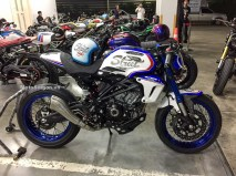 Modifikasi Honda CB150R