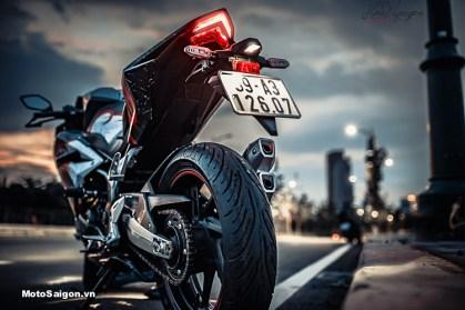 Honda CBR250RR Modif Warna