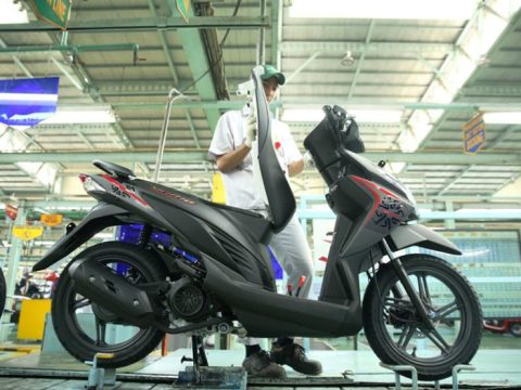 Update New Honda Vario