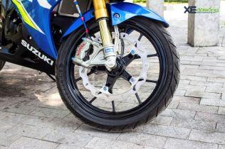 Modif Suzuki GSX-R150