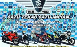 Suzuki Bike Meet