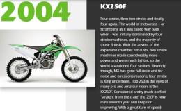Motor Kawasaki Yang Lahir Di Tahun 2000 Hingga 2008
