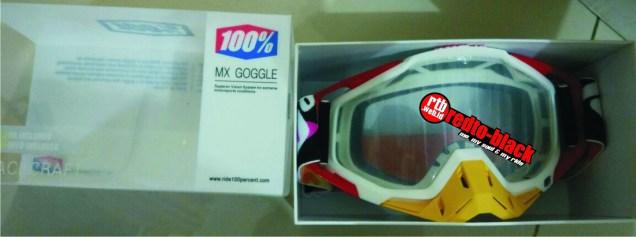 Goggle Bonus Pembelian Honda CRF150L