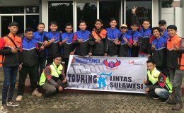 Suzuki Satria Makassar Team