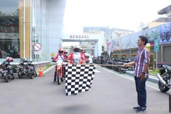 Fun Touring Bersama Blogger dan Vlogger Jawa Tengah