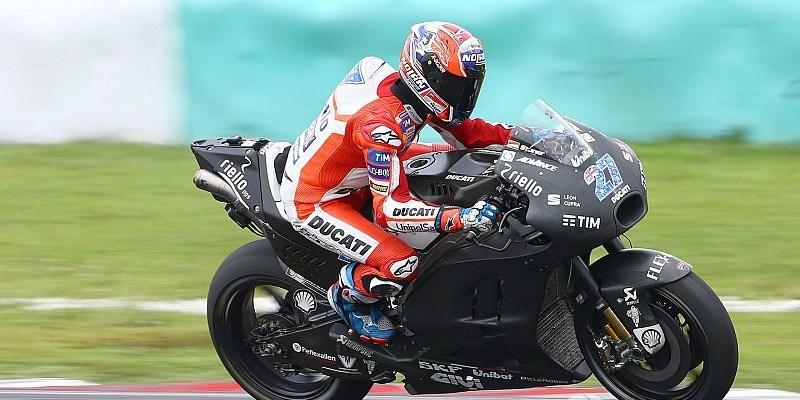 Stoner Akan Test Motor MotoGP Ducati