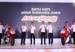 Skuad Balap Astra Honda