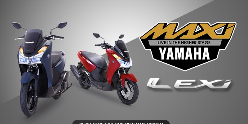 Launching Yamaha LEXi 125 VVA Di Semarang Bareng Event Customaxi