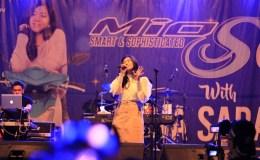 Roadshow Concert Mio S feat Isyana Sarasvati