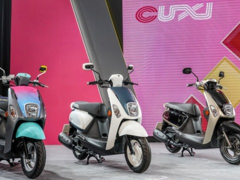 Yamaha New Cuxi 2018