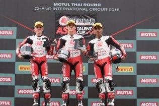 Merah Putih Kembali Berkibar di ATC 2018 Buriram Thailand
