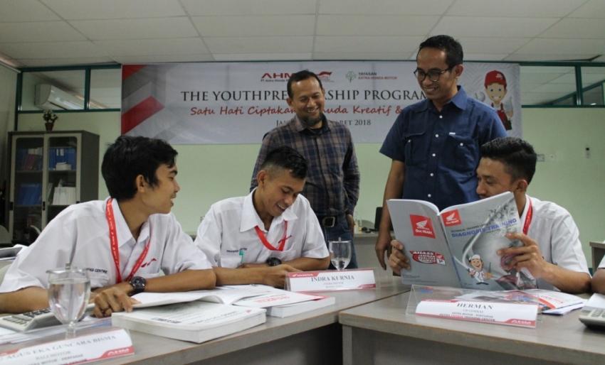 Astra Honda YouthpreneurshipProgram