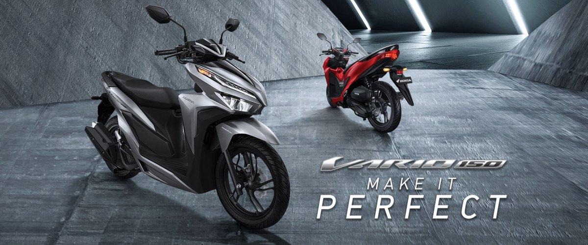 Rp 23.340.000 Harga Honda Vario 150 2018 Jawa Tengah