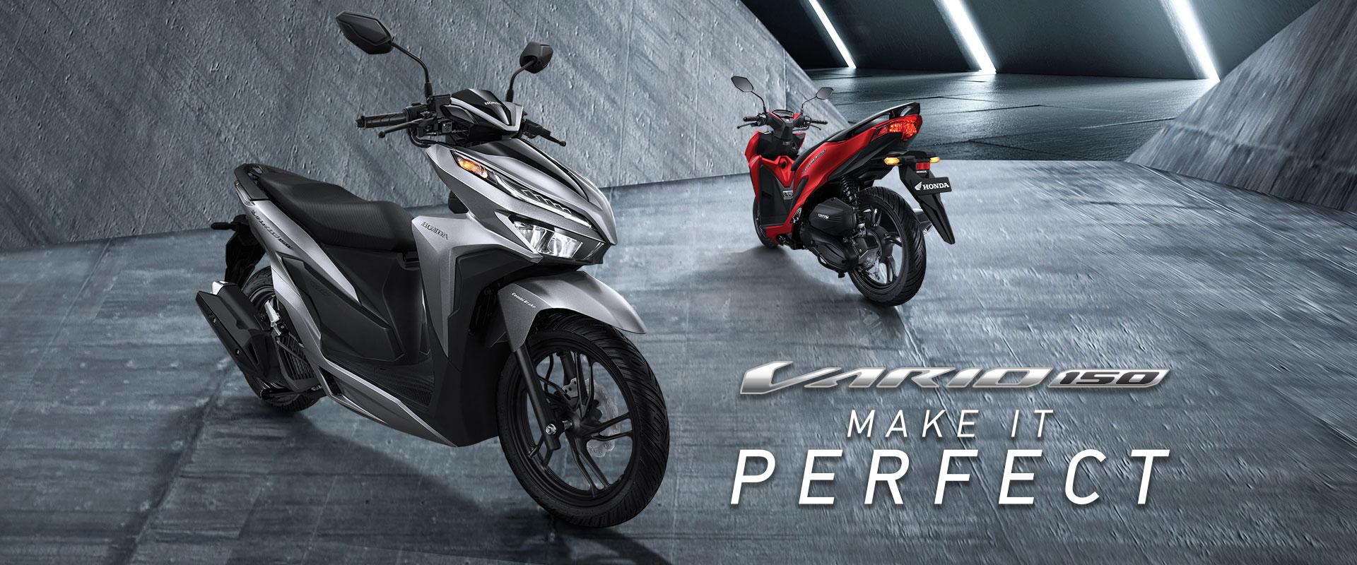 Rp 23340000 Harga Honda Vario 150 2018 Jawa Tengah Rtbwebid