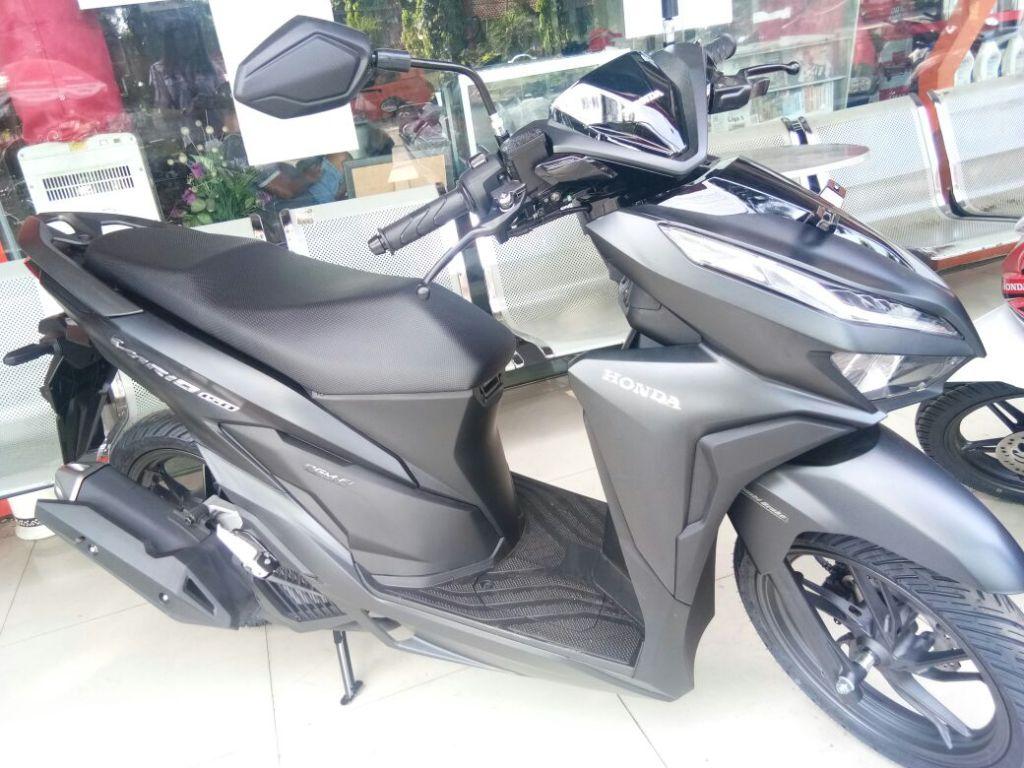 All New Honda Vario 150 Sudah Nampang di Boyolali