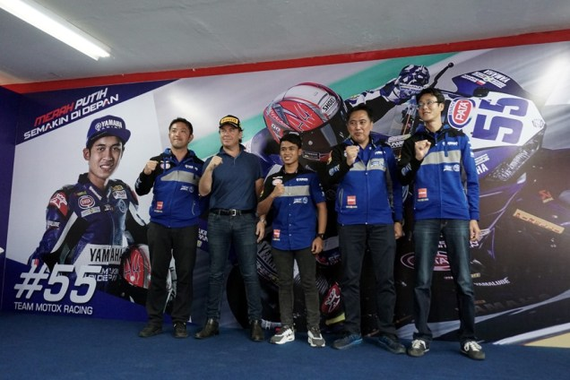 Galang Hendra Siap Bertarung di World Supersport 300