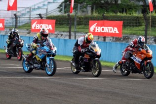 Indonesia CBR Race Day 2018 3