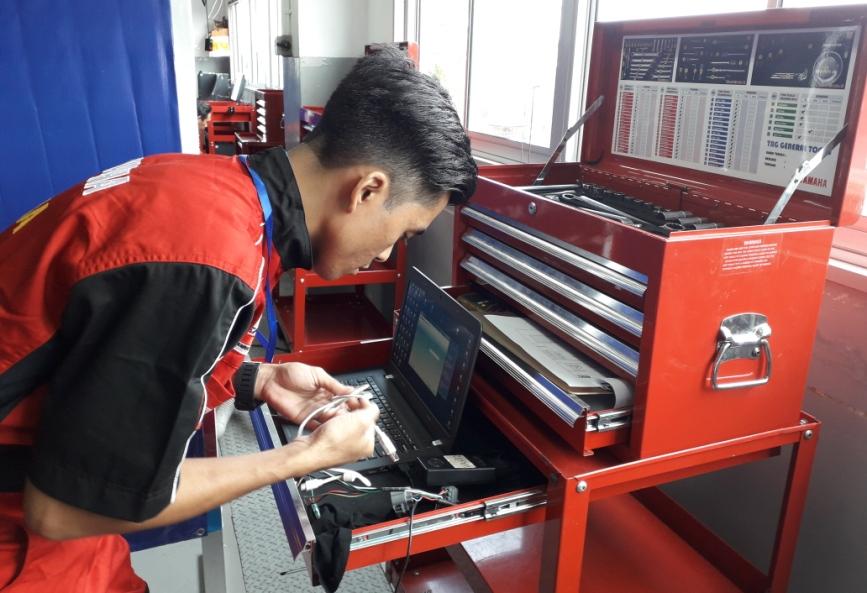 Indonesia Technician Grand Prix Yamaha