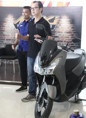 Yamaha Lexi Diperkenalkan di Medan-rtb-2