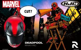 HJC RPHA 11 Deadpool II