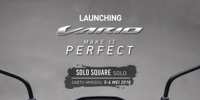 Launching All New Honda Vario