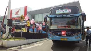 Mudik - Balik Bareng Honda Jawa Tengah
