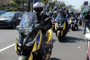Maxi Yamaha Day Borobudur