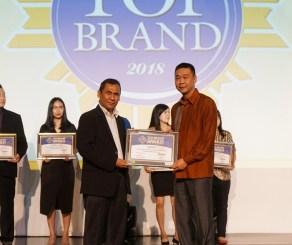Tekiro Tools Kembali Berjaya Dapatkan Top Brand Award