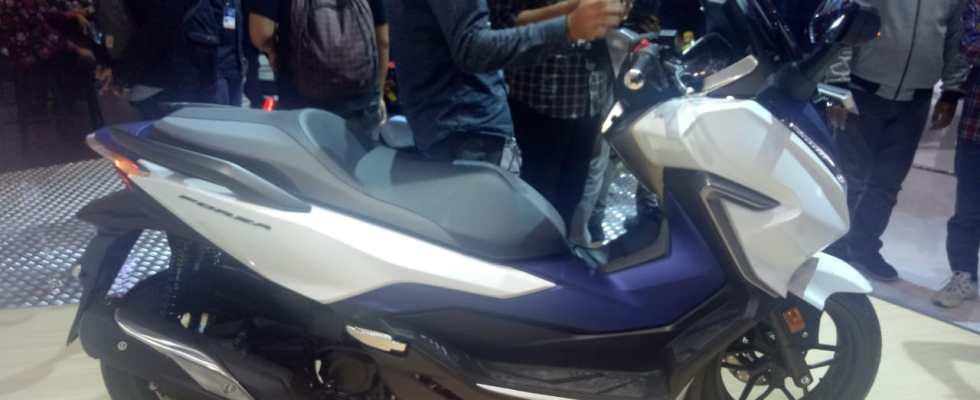 Harga Honda Forza 250