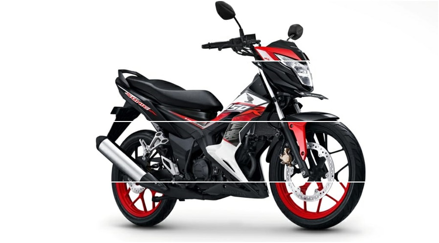 Honda Sonic 150R 2018