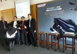 Launching All New Honda PCX Hybrid Jawa Tengah
