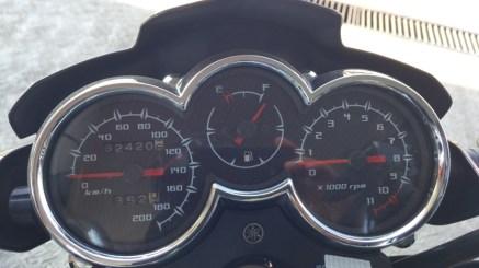 Test Konsumsi Bahan Bakar Yamaha Scorpio