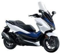 Pilihan Warna Honda Forza