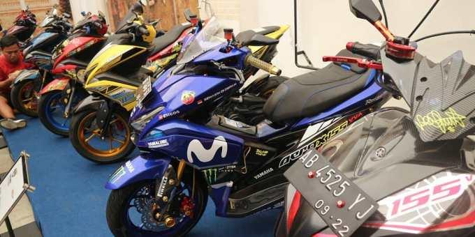 Yamaha Customaxi 2018 Hadir di Kota Yogyakarta rtb.web.id 1
