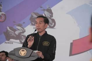 Ekspor sepeda motor Yamaha tembus 1.5 juta unit