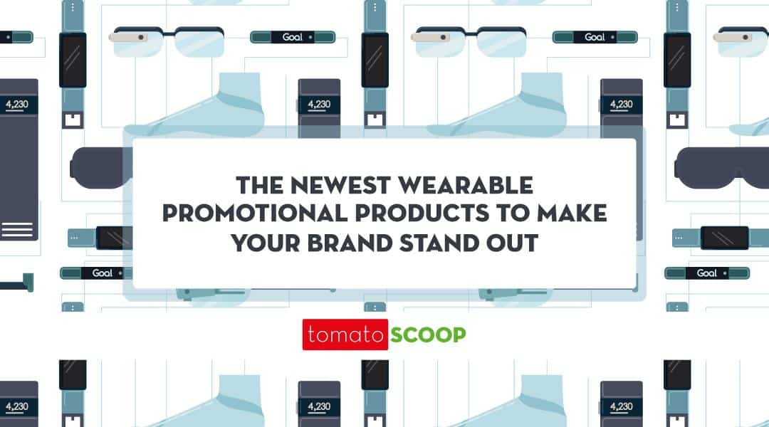 4 Wearable Promo Products Your Brand Should Already be Using